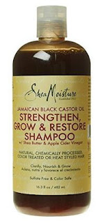 Shea Moisture 16.3oz Jamaican Black Castor Oil Strengthen
