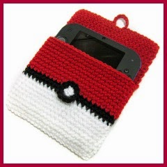 FUNDA POKEMON A CROCHET