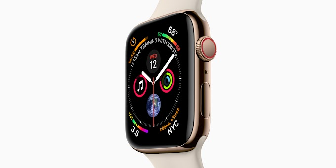 Apple Watch Series 4 officially announced with larger screen, faster processor and redesigned crown