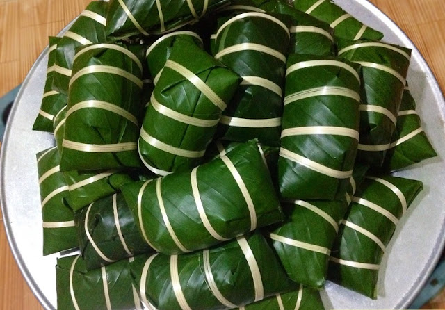 Bánh Chưng Gù - the famous special dish in Ha Giang