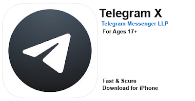 Download Telegram X iPhone Latest Version