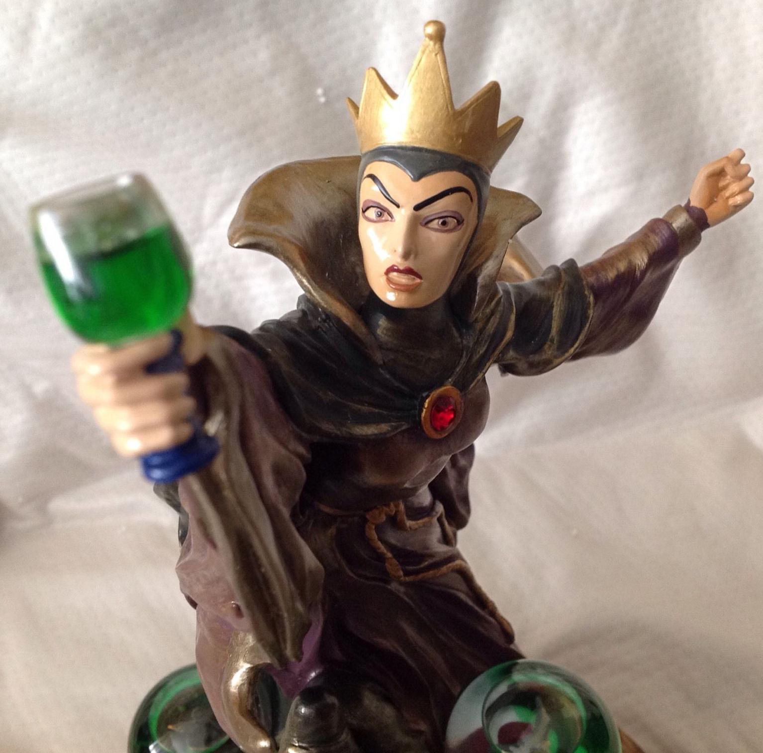 Filmic Light Snow White Archive Evil Queen 5 Globe