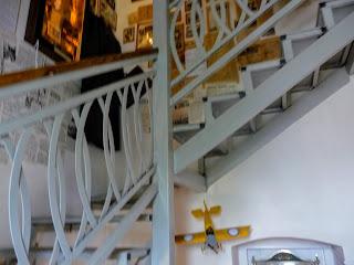Жолква. Ратуша. Лестница