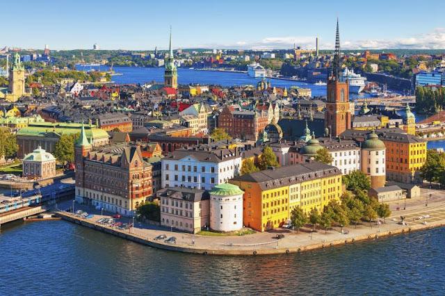 Trouver des vols pas chers pour Stockholm