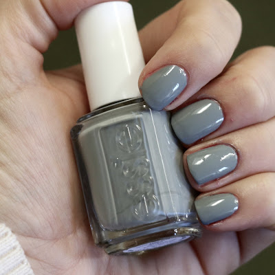 essie Now and Zen swatches