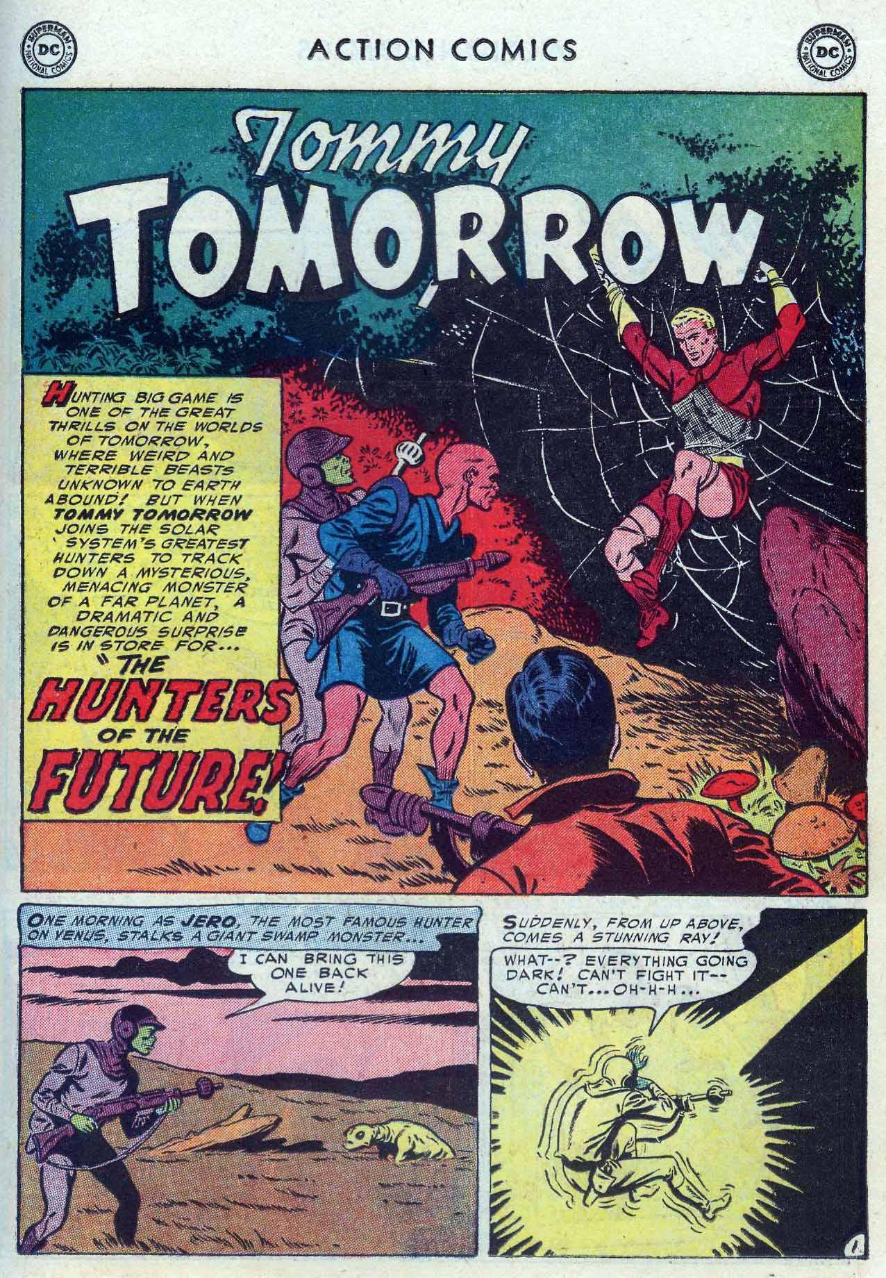 Action Comics (1938) 190 Page 24