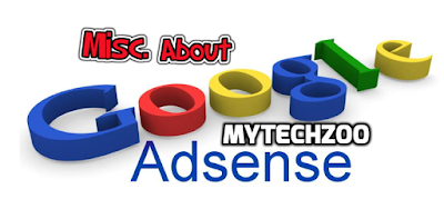 Misc about Adsense