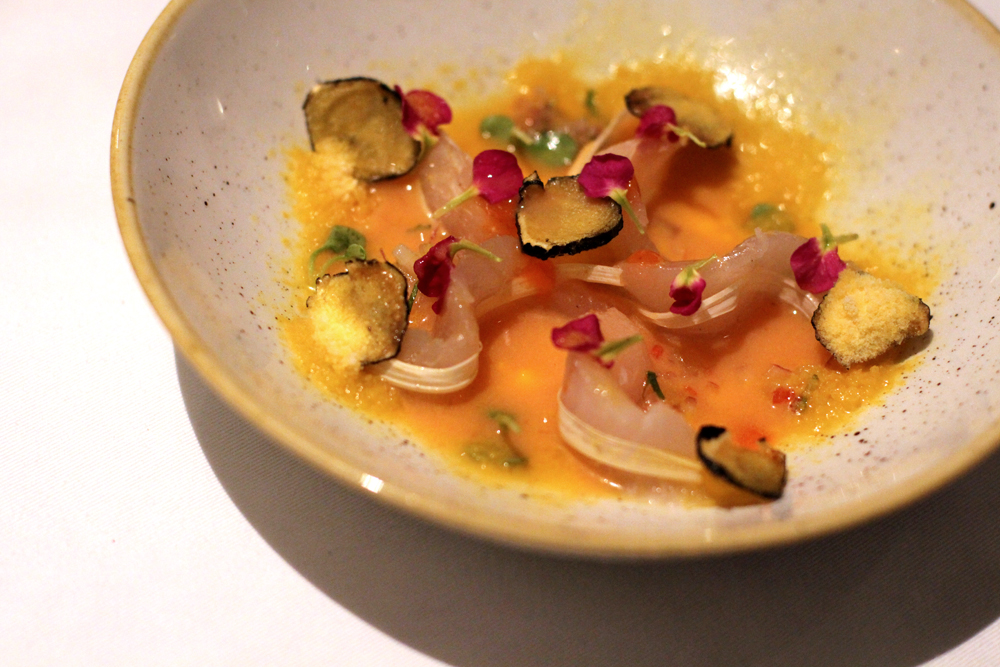 Delicious tasting menu Maras, The Westin Lima, Peru - luxury travel blog