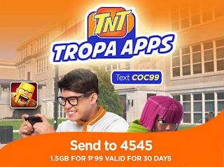 Talk N Text COC 99