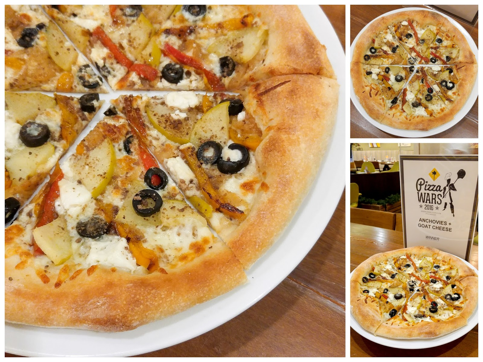 California Pizza Kitchen Philippines   National Pizza Day