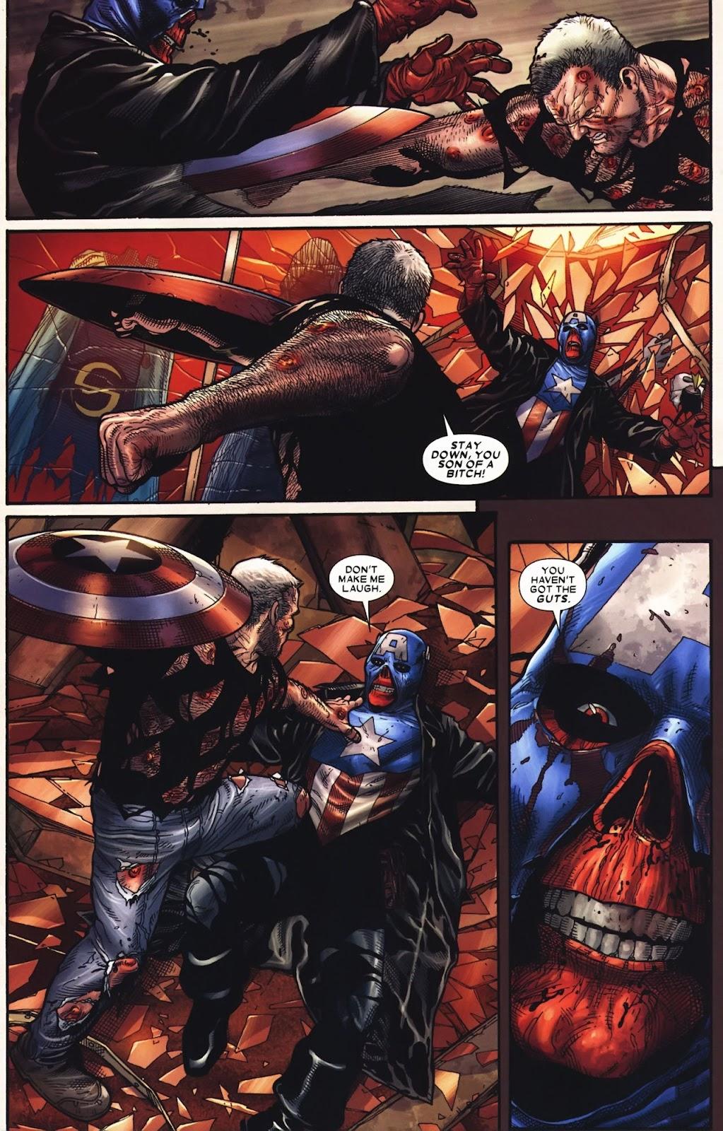 Read online Wolverine (2003) comic -  Issue #72 - 15