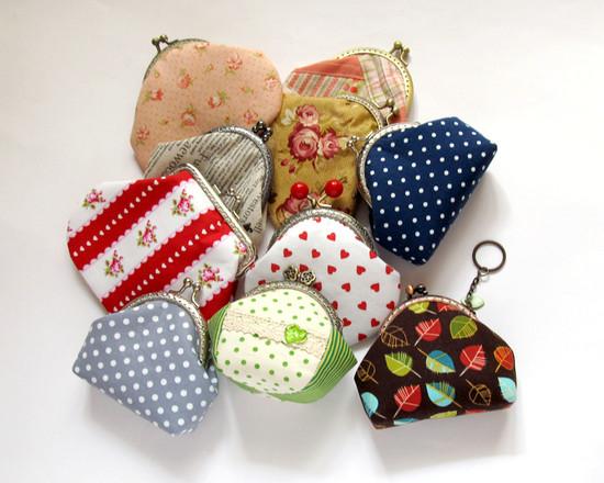 frame purses, кошельки