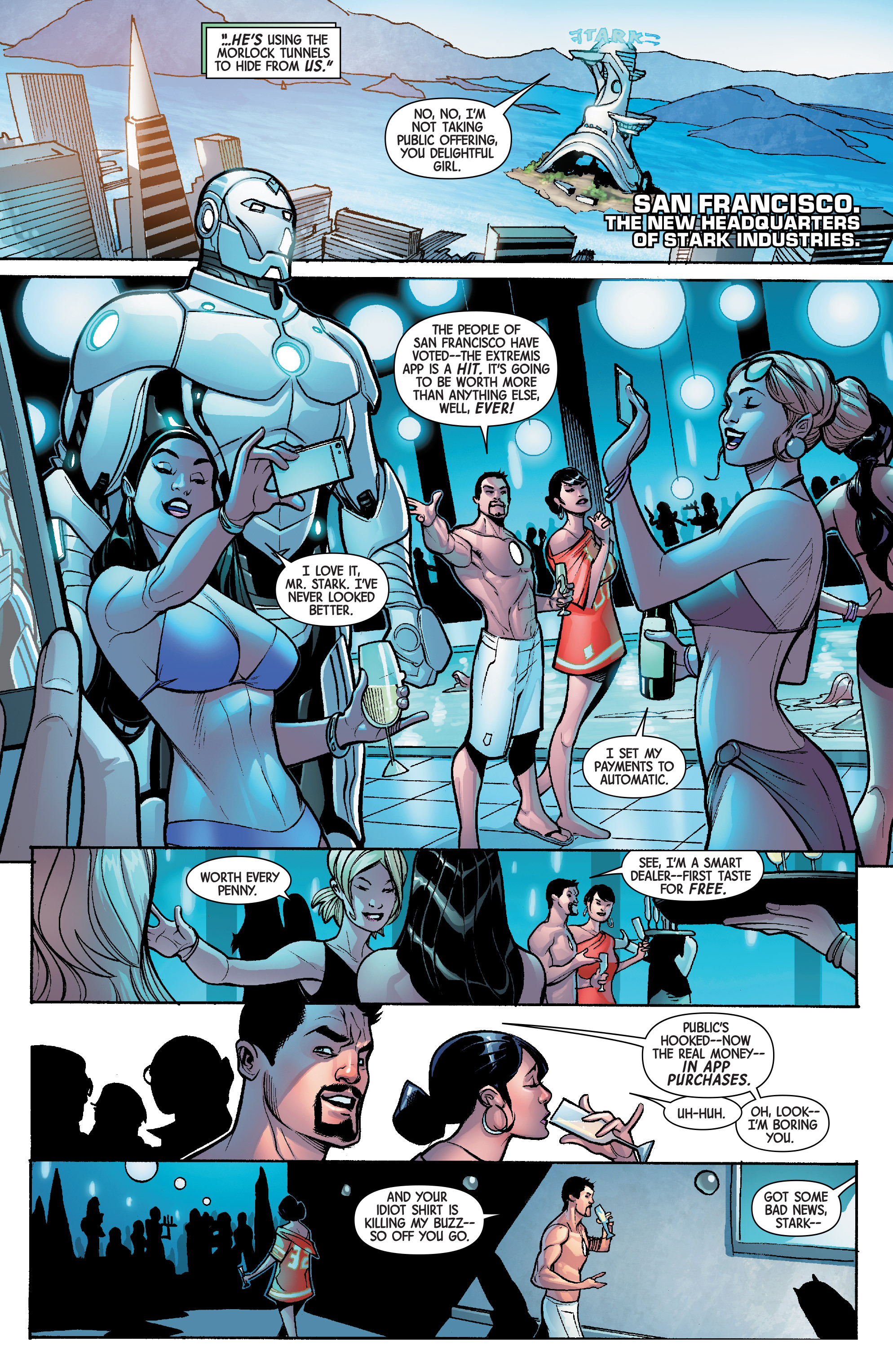 Read online Avengers & X-Men: AXIS comic -  Issue #6 - 11