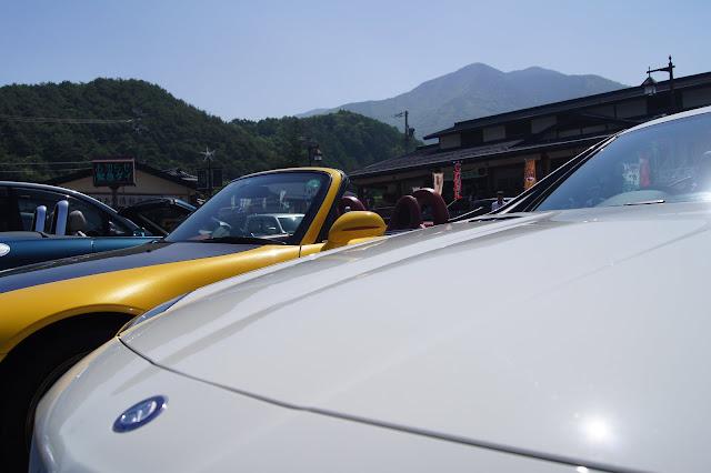 日義木曽駒高原 SLK&S2000