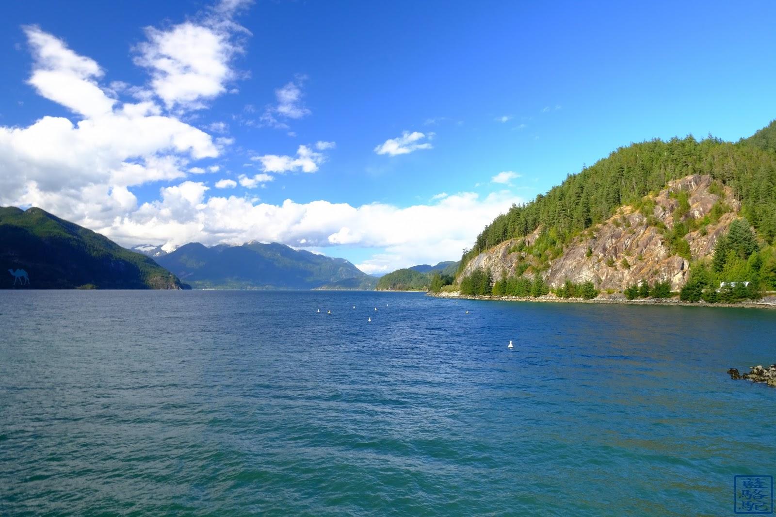 Le Chameau Bleu - Porteau Cove Provincial Park