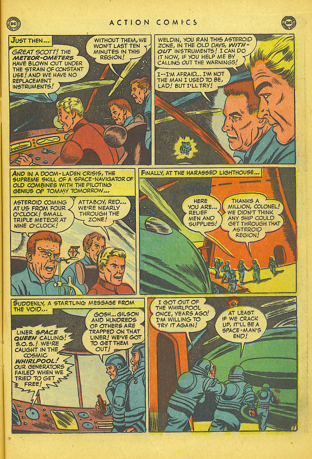 Read online Action Comics (1938) comic -  Issue #150 - 20