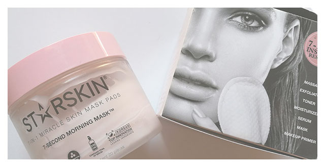 STARSKIN 7-Second Morning Mask Pad