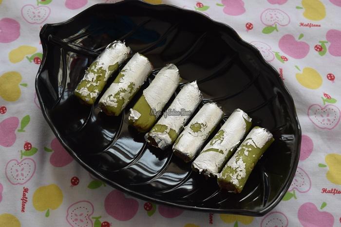 Kaju-Paan-Mithai-Cashew-Paan-Rolls-Diwali-Sweets-Recipe-Magic-of-Indian-Rasoi-Priya R