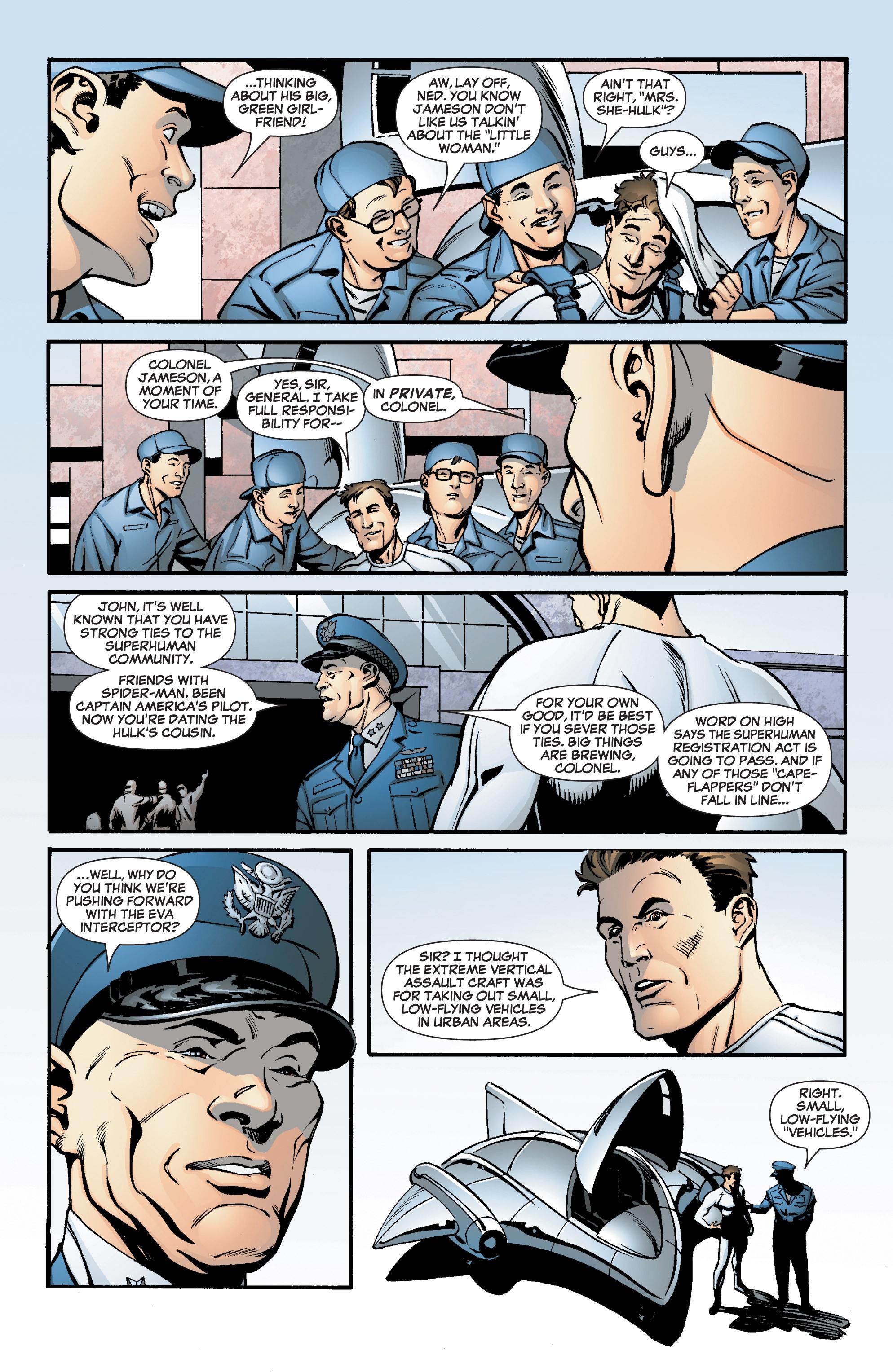 Read online She-Hulk (2005) comic -  Issue #8 - 7