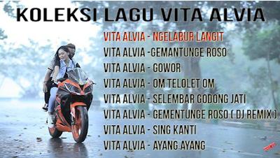 Kumpulan Lagu Vita Alvia Terbaru dan Terpopuler