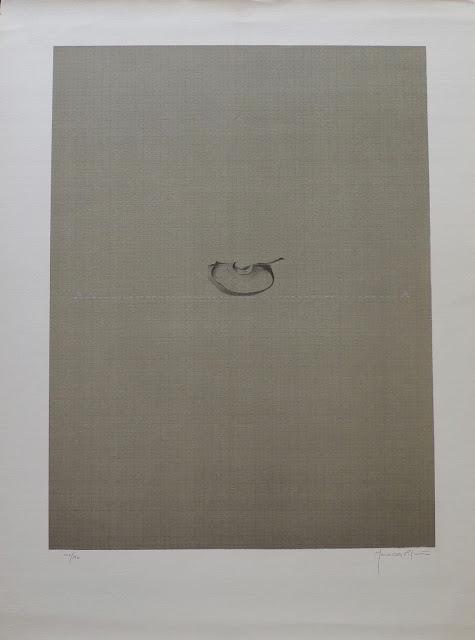 Joan Hernández Pijuan, arte catalan, arte moderno, dibujo