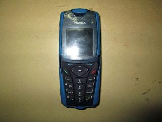 Nokia 5140 rusak buat kanibalan