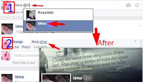 How to Tag Someone in a Facebook