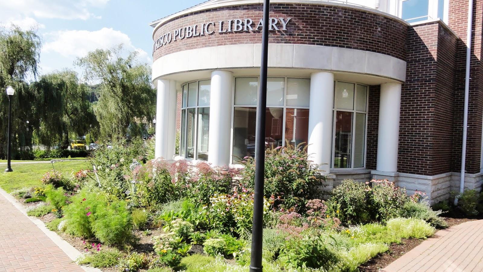 goGardenNow: Village of Mt. Kisco NY Public Library Rain ...