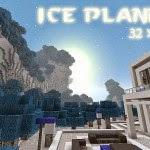 IcePlanet  Minecraft Hileleri Ve Modları Ice Planet Resource Pack 1.7.9/1.8.1