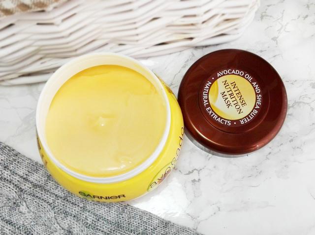 Garnier Ultra Doux Intense Nutrition Mask Avocado Oil and Shea Butter