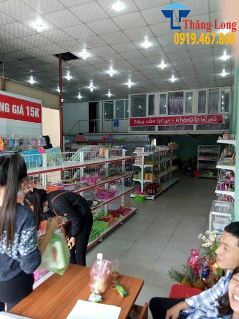 Setup nhiều cửa hàng tạp hóa siêu thị mini tại Hải Dương
