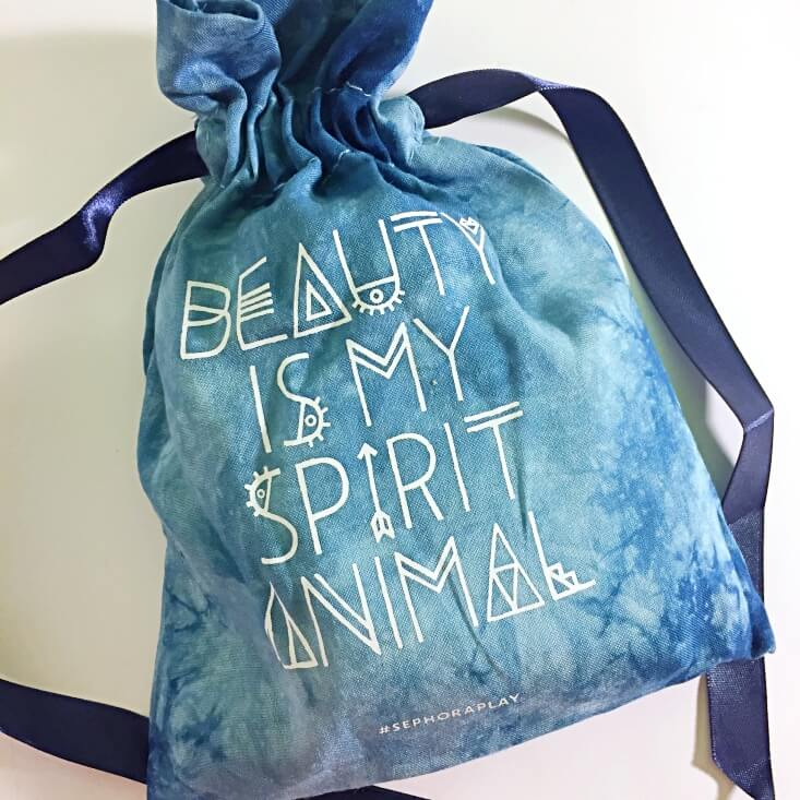 Play! by Sephora March 2018 bag