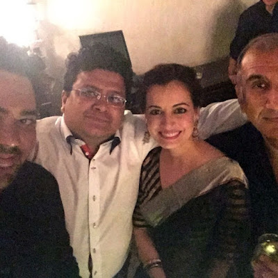 Bollywood-brigade-at Masaba-Gupta-engagement-party