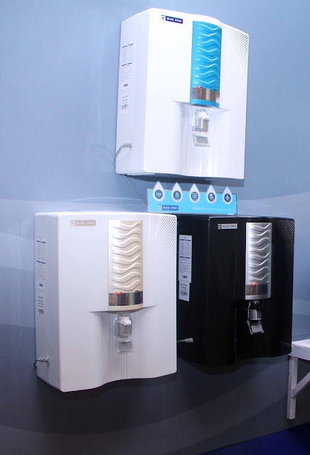 Blue Star forays into the residential water purifiers business with a stylish and differentiated range; launches India's first RO+UV Hot & Cold water purifier