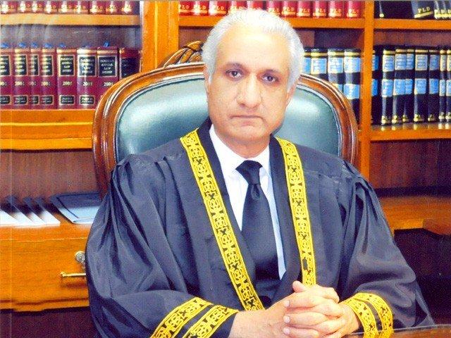 آصف شاہد: جسٹس اعجاز الاحسن پاناما کیس فیصلہ پر عملدرآمد کے نگران جج مقرر