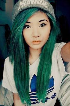 katy perry blauw haar