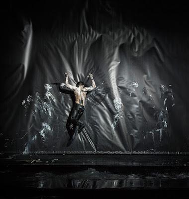 Krzysztof Wach w Teatrze im. Stefana Jaracza w Łodzi
