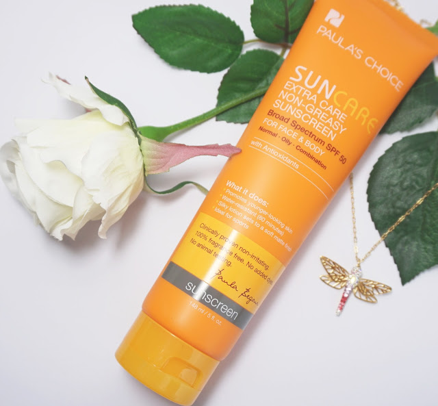 Paula's Choice - Sun Care Extra Care Non-Greasy Sunscreen SPF 50