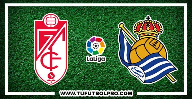 Ver Granada vs Real Sociedad EN VIVO Por Internet Hoy 17 de Diciembre 2016