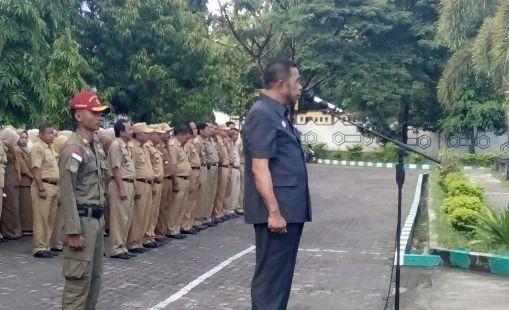 Pemkab Kep. Selayar, Terima Resmi Peserta PKL IPDN Angkatan XVII