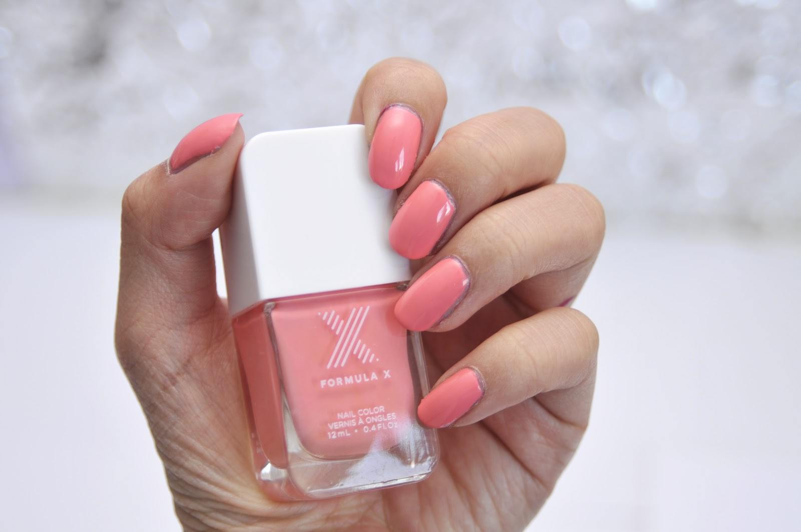 Fun Size Beauty Sephora Formula X Nail Polishes In Tgif
