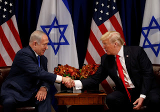Trump says Palestinians 'disrespected' US