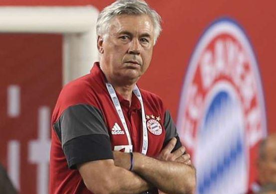 Bayern Munich sack coach Carlo Ancelotti after 3 -0 defeat by PSG