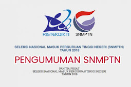 Pengumuman SNMPTN 2018: Cara Cek Pengumuman dan Berikut 12 Portal/Link Alternatif