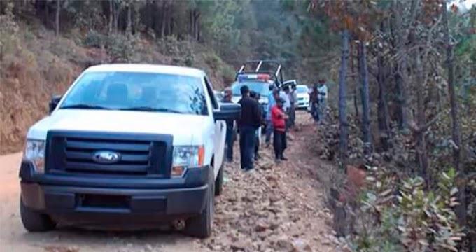 Comando roba un mdp de Prospera, mata a un policía y lesiona a seis personas en Oaxaca