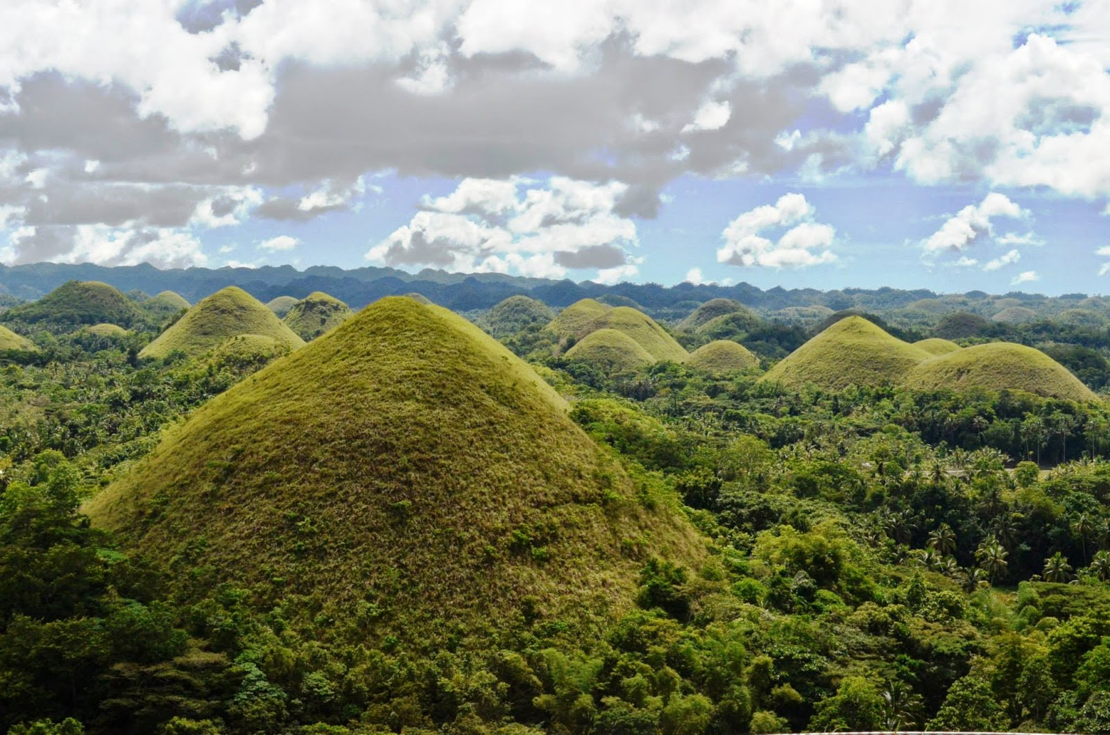 Famous Stairs The 1 776 Chocolate Hills Of Bohol The Backpack Man