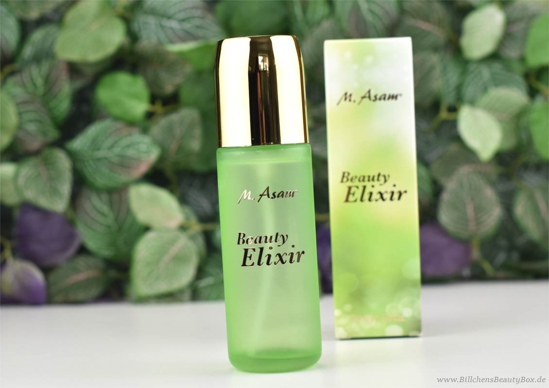 Review zur VINO GOLD Serie von M. Asam - Beauty Elixier