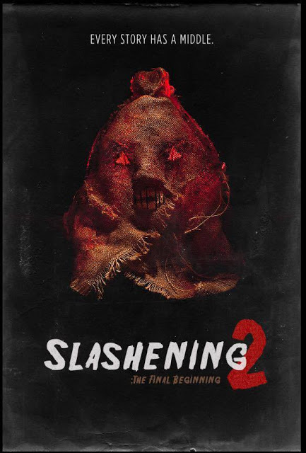 the slashening 2 poster