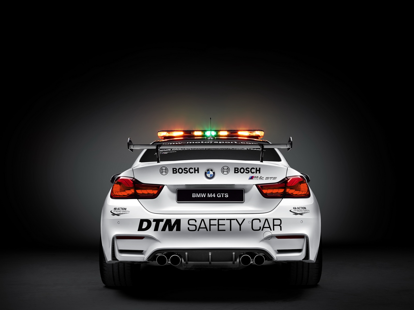 Audi European Delivery >> BMW's M4 GTS Becomes The Safety Car Of 2016 DTM | Carscoops