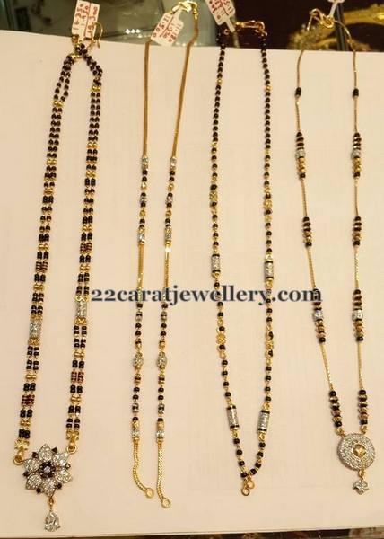 d734946bab240b Black Beads Short Sets 5 to 15gms - Jewellery Designs